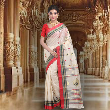 Trendy Bengali Saree