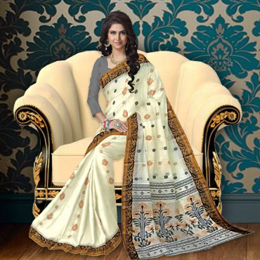 Buy Bengal Cotton Sarees Online India
