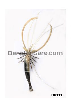 Hand Made Prawn from Horn