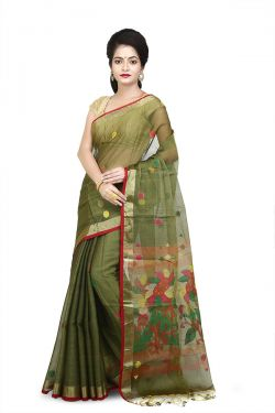 Trendy Pure Silk Cotton Saree