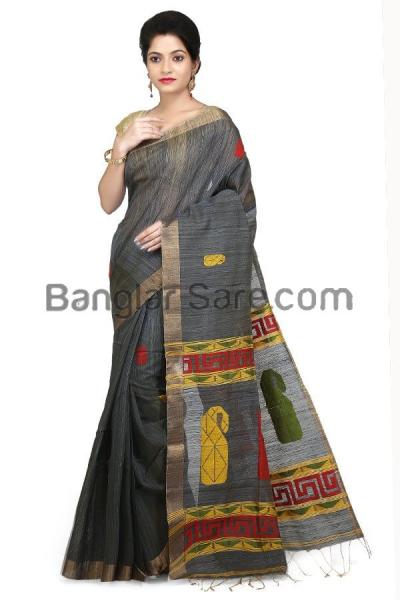The Richness of Traditional Bengali Sarees