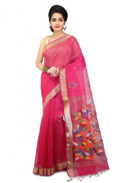 Handloom Saree Purchasing in Kolkata Comes Easy with Your Right Initiative