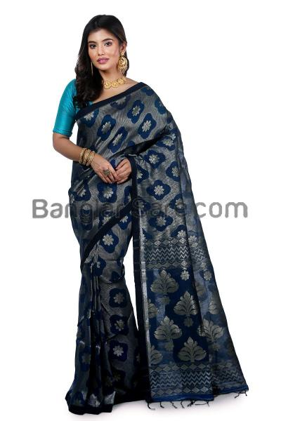 Check out the Latest Trends of Design Sarees at Banglar Sare