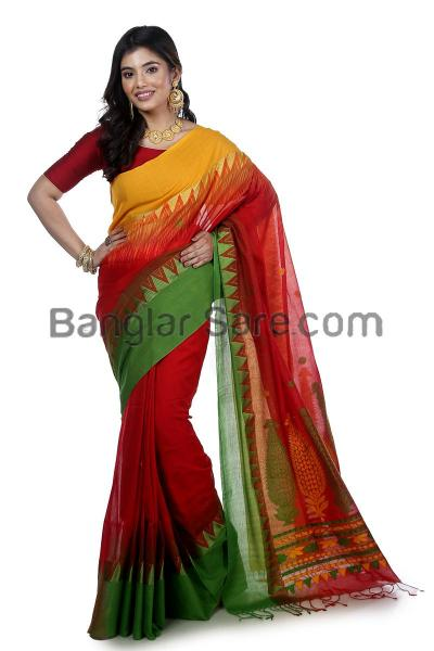 Bring out the Most Glamorous Avatar of Yourself with Designer Sarees